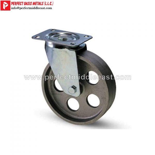 Cast Iron Castor Wheel