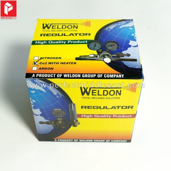 Regulator Oxygen Heavy Duty