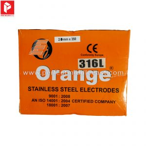 Orange Welding Rod - 316L
