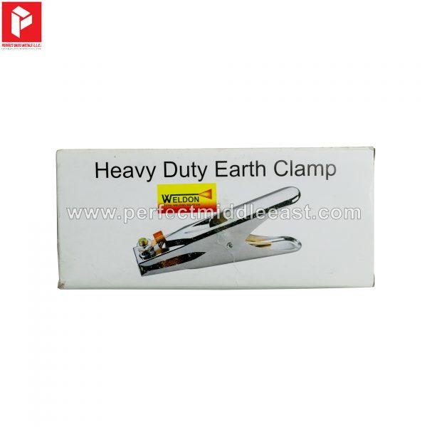 Earth Clamp Heavy Duty Weldon