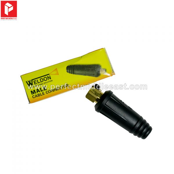 Cable Connector Male Weldon