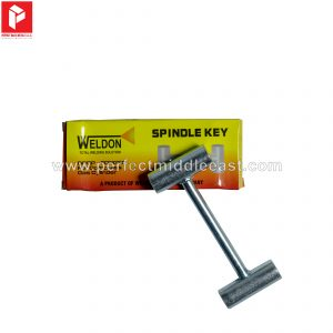 Spindle Key (Cylinder Key) Weldon