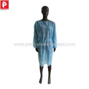 Isolation gown corona virus