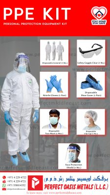 PPE Kit Covid 19 protection