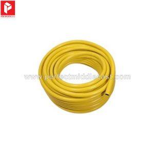 PVC Reinforced Garden Hose Yellow