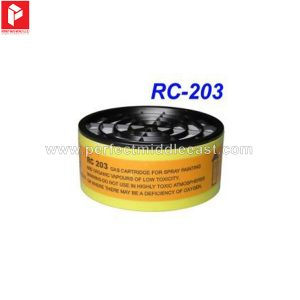 Chemical Respirator Cartridge RC203