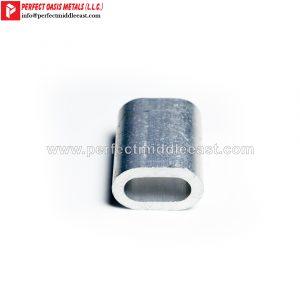 Ferule Aluminum Single Sleeves