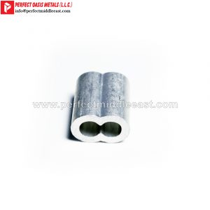 Ferule Aluminum Double Sleeves