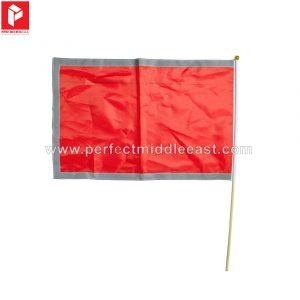 Traffic Flag with Reflector