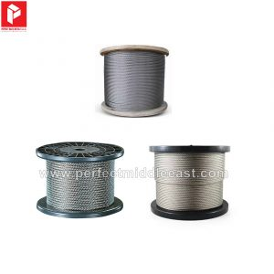 Wire Rope G.I. Steel Core
