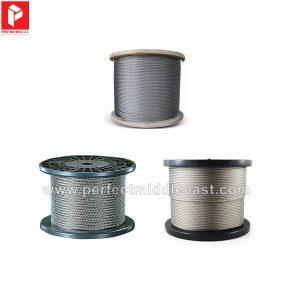 Wire Rope G.I. Fiber Core