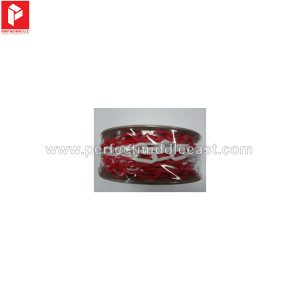 PVC Chain Red/White