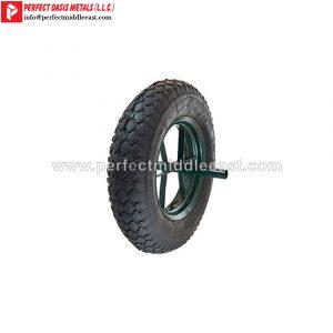Pneumatic Air Wheel for Wheel Barrow