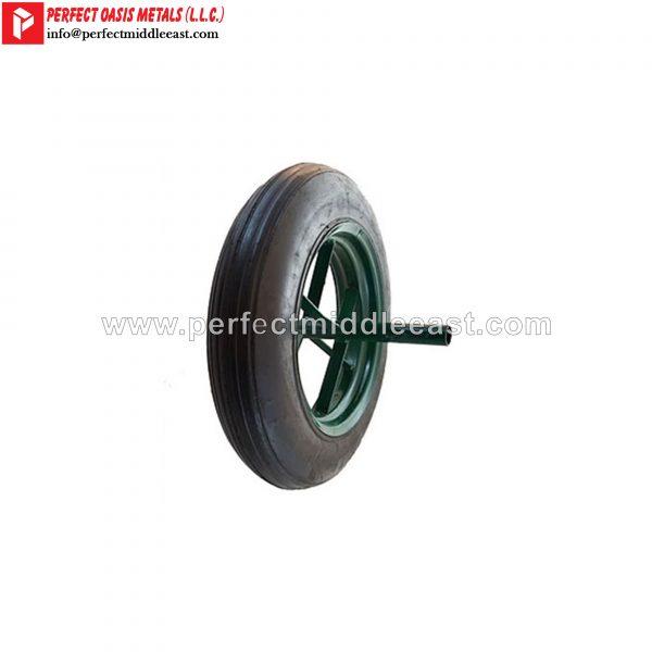 Solid Wheel for Wheel Barrow